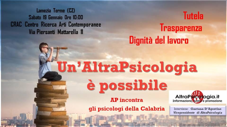 AltraPsicologia Calabria